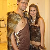 Cave Man and Woman