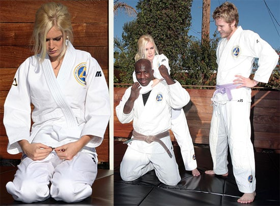 Heidi and Spencer Learn Martial Arts