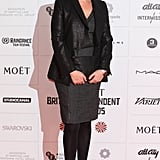 Olivia Colman appeared at the BIFAs.
