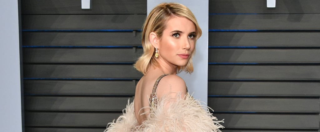 Is Scream Queens Coming Back? Because Emma Roberts Just Chanel-ed All Over the Red Carpet