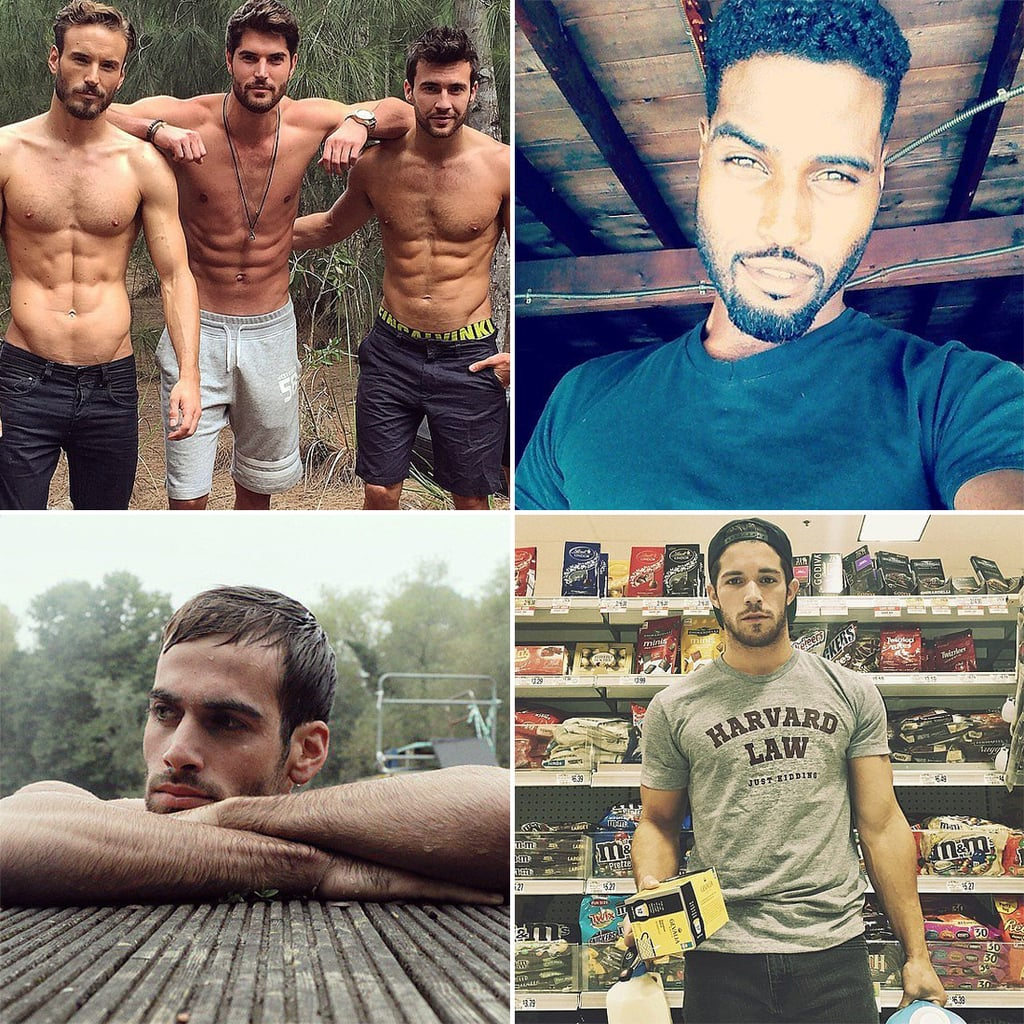 Sexy Guys to Follow on Instagram