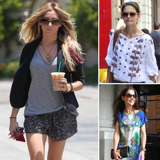 Shop all the latest celebrity must-have pieces — they're all right here.