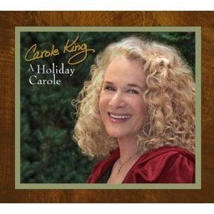 Carole King, A Holiday Carole ($10)