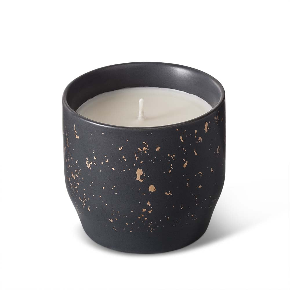 Hearth & Hand with Magnolia Jar Candle in Grey Speckle ($13)