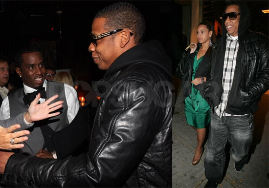 Photos of Beyonce and Jay-Z; Beyonce Wants to Be Known as Sasha Fierce
