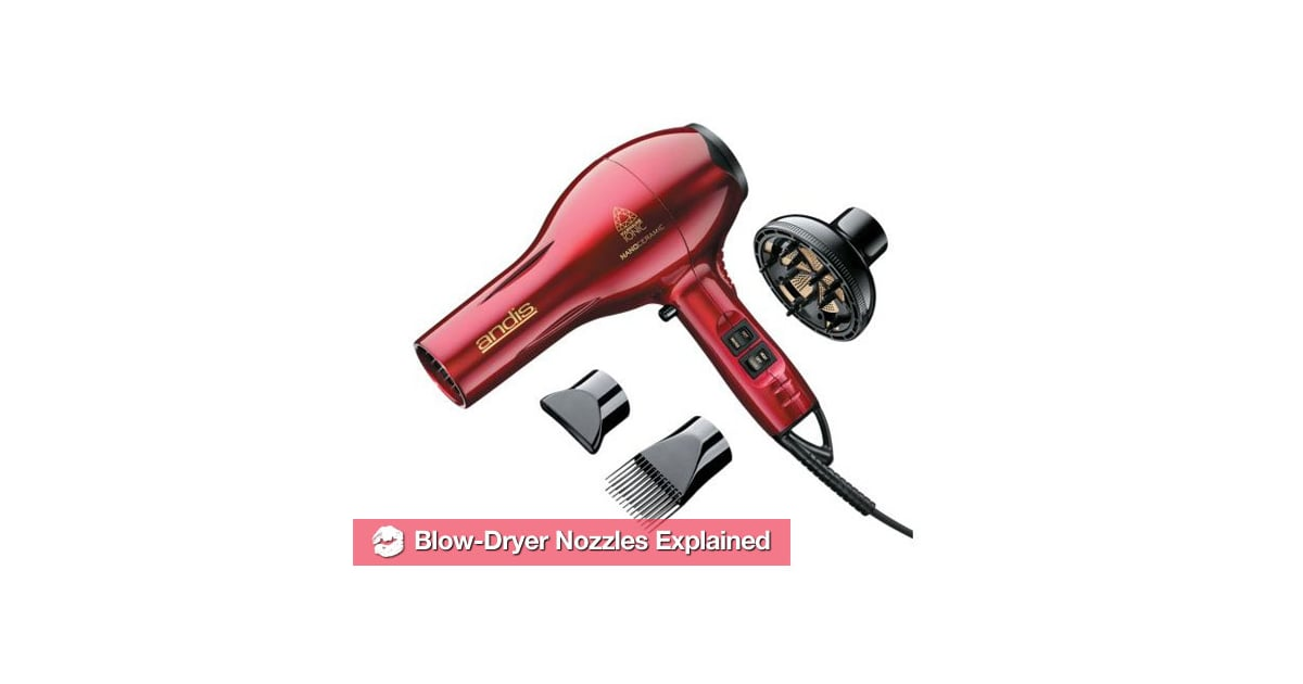 What Do The Different Attachments On Hair Dryers Do