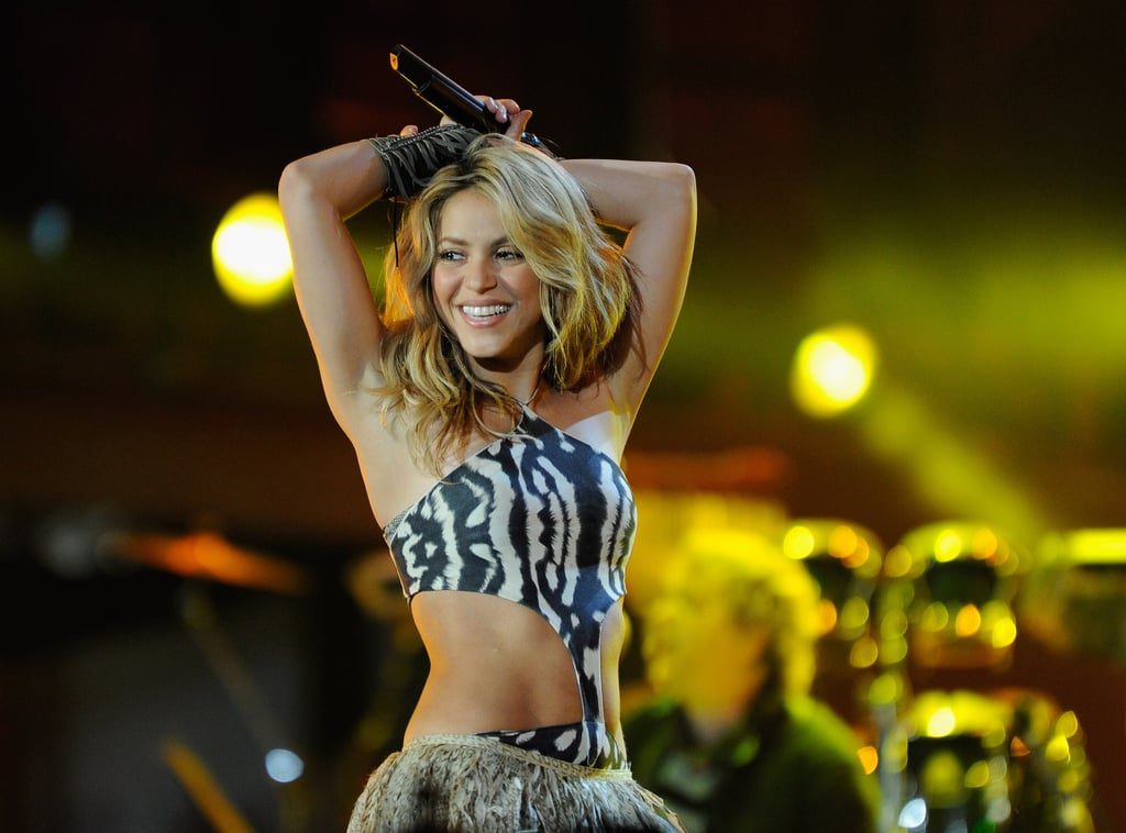 Sexy Shakira Musique Vidéo Gifs PopSugar Divertissement-9162