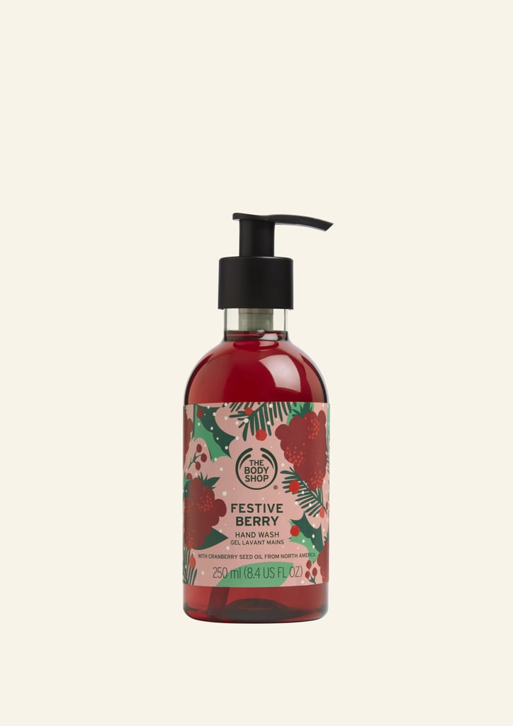 The Body Shop Festive Berry Hand Wash