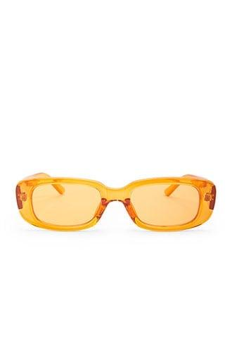 Forever 21 Semi-Transparent Square Sunglasses