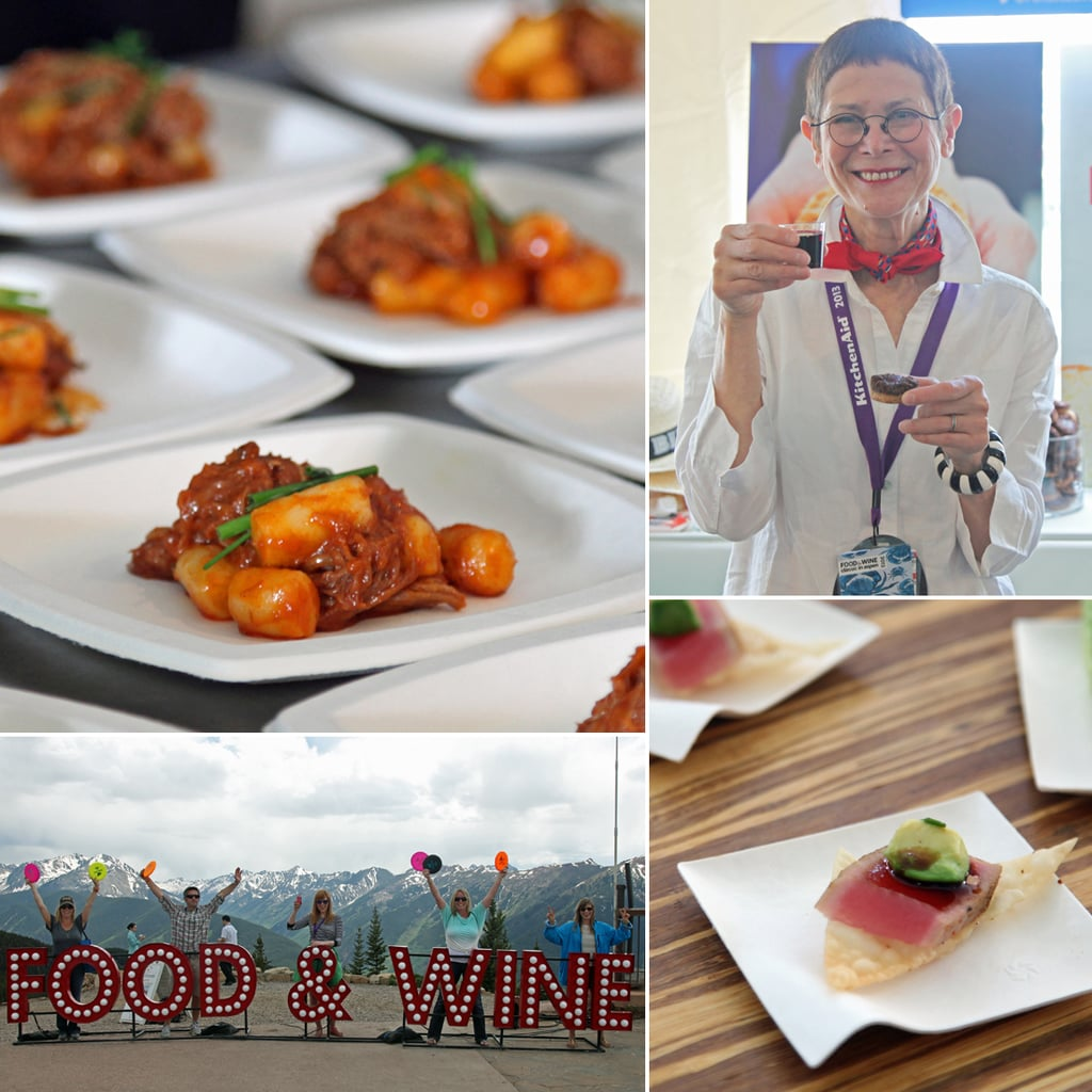 On the Scene at the Food & Wine Classic in Aspen