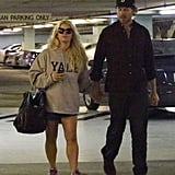 Jessica Simpson and Eric Johnson Hold Hands in LA | Picture