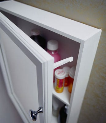 Do You Snoop in Other People's Medicine Cabinets?