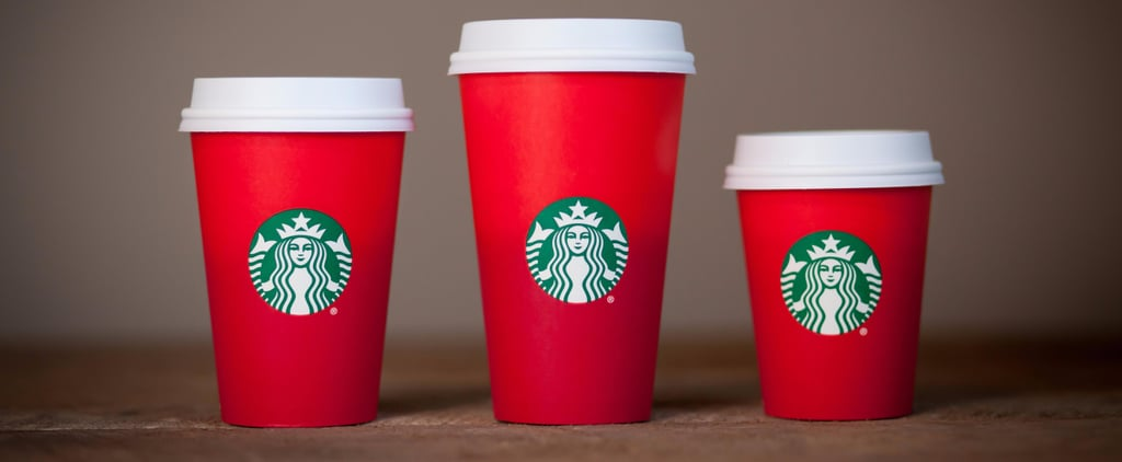 Heck Yes! Here's Your First Sneak Peek at This Year's Starbucks Holiday Cups