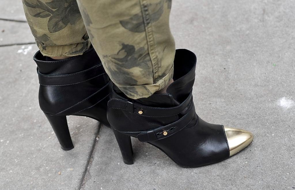 New York Fashion Week Street Style Fall 2013