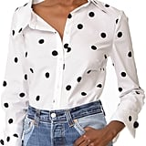 Monse Button Down Shirt
