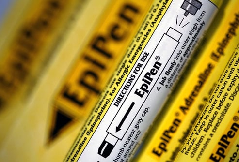 How To Use And Dispose Of Epipens Popsugar Fitness