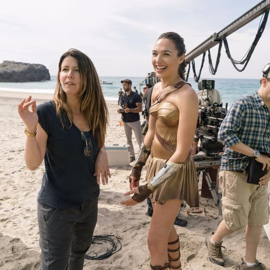 Patty Jenkins Directed Wonder Woman