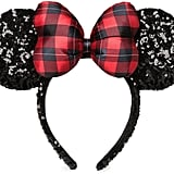 Disney Minnie Mouse Sequined Ear Headband