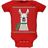 Ugly Christmas Sweater Big Llama