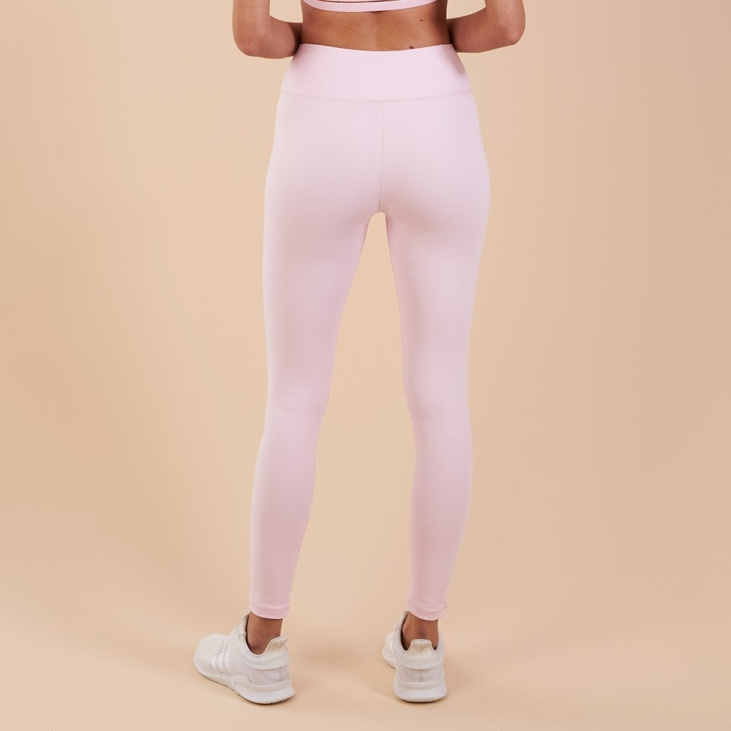 17e7c83456eac Gymshark Dreamy Leggings in Chalk Pink | Gifts For Women Who ...