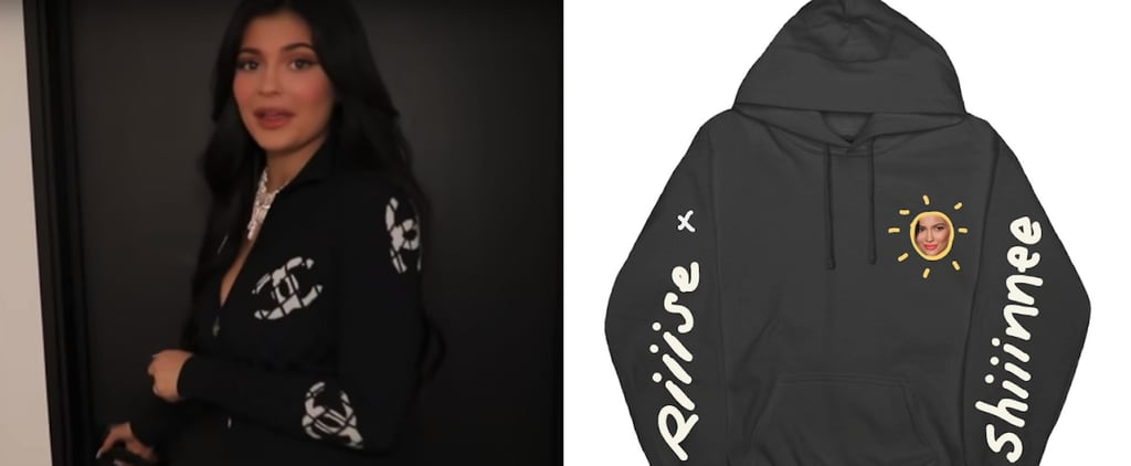 "Kylie Jenner Is Selling ""Rise and Shine"" Hoodies"