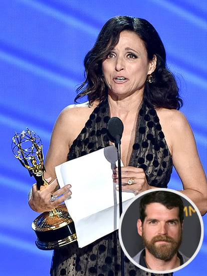 Veep's Timothy Simons on Julia Louis-Dreyfus Attending Emmys After Father's Death: 'It Doesn't Surprise me, She's a Trooper'