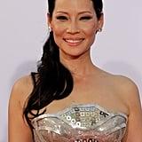 Lucy Liu in 2012