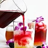 Hibiscus Arnold Palmer Drink