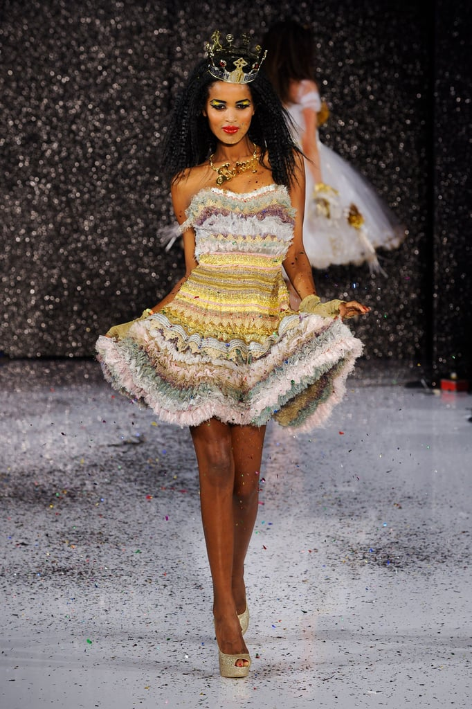 Betsey Johnson Spring 2013 | Runway