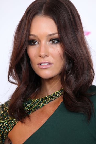 Pictures of Erin McNaught at the 2012 ARIA Awards