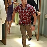 Charles Carver as Porter Scavo on Desperate Housewives. Photo courtesy of ABC