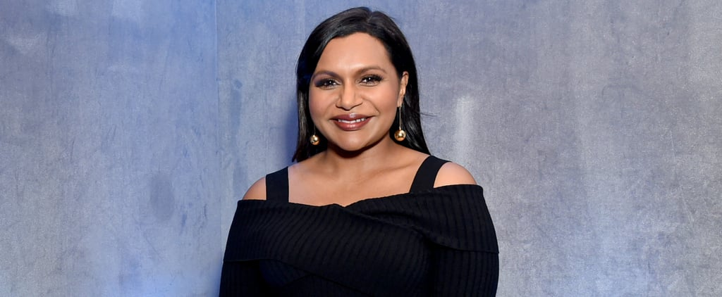 Mindy Kaling Interview About Early Motherhood 2018