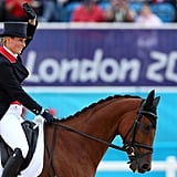 Equestrian Team Event at the London Olympics (2012)