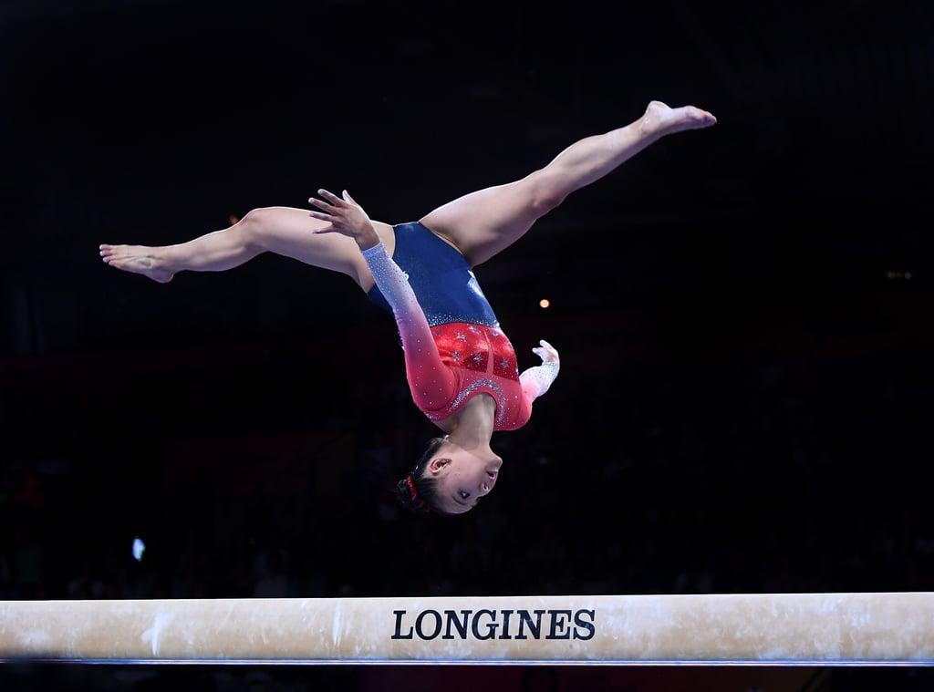 US Women's Gymnastics Teams Wins 2019 Worlds Team Final