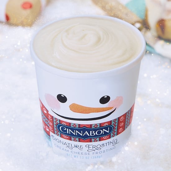 Cinnabon Is Selling Pints of Its Cream Cheese Frosting