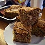 Joanna Gaines's No-Knead Courgette Bread