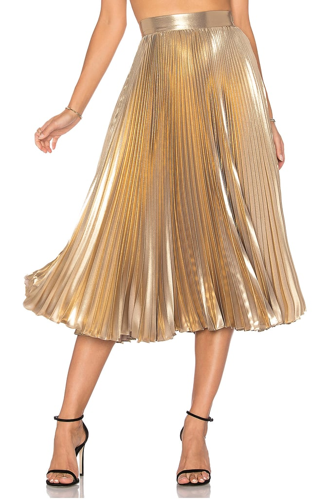 Frankie Pleated Skirt ($580)
