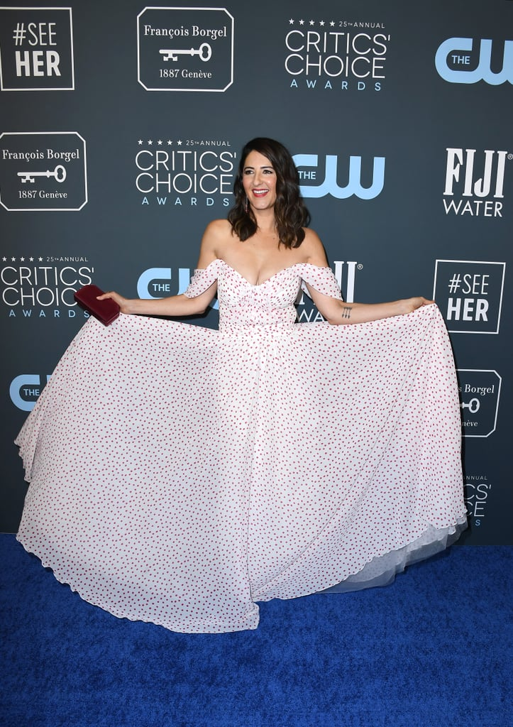 D'Arcy Carden at the 2020 Critics' Choice Awards