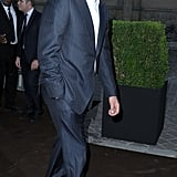 Clive Owen looks hot in a suit!