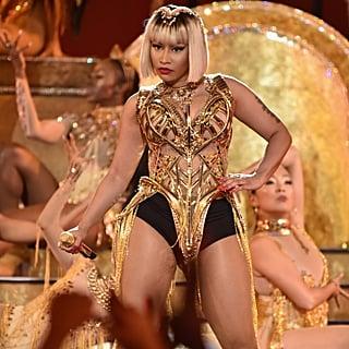 Nicki Minaj's 2018 MTV VMAs Performance Pictures