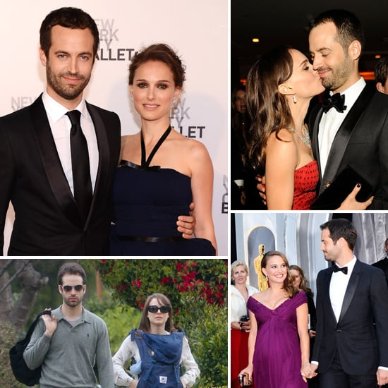 Natalie Portman and Benjamin Millepied Have a Wedding Ceremony