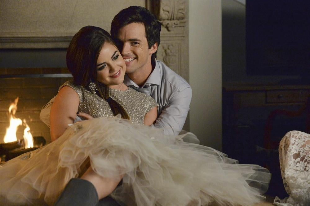 Best TV Couples of 2014