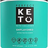 Perfect Keto Protein Powder Unflavored