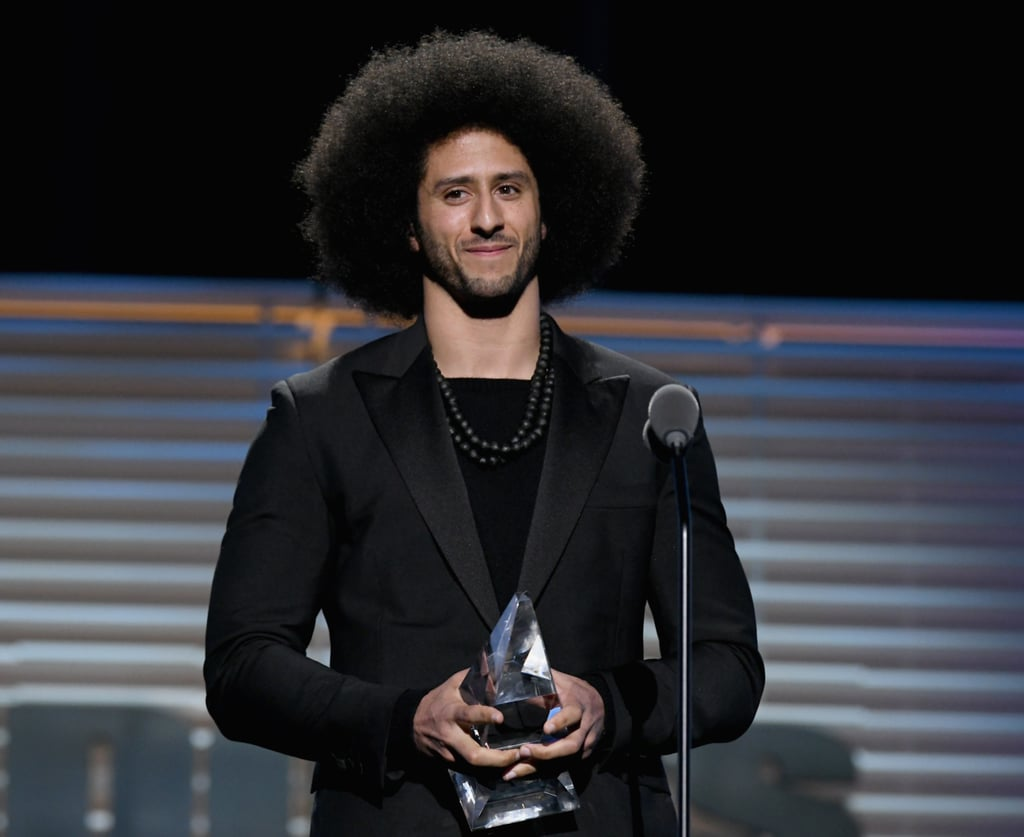 Celeb Reactions to Colin Kaepernick's Nike Campaign