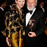 Tilda Swinton and Sir Anthony Hopkins, 2008