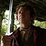 Martin Freeman in The Hobbit: An Unexpected Journey.