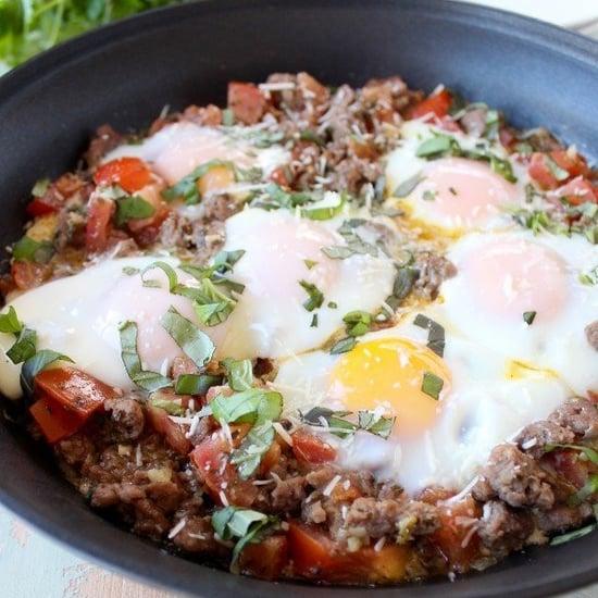 Keto Egg Recipes