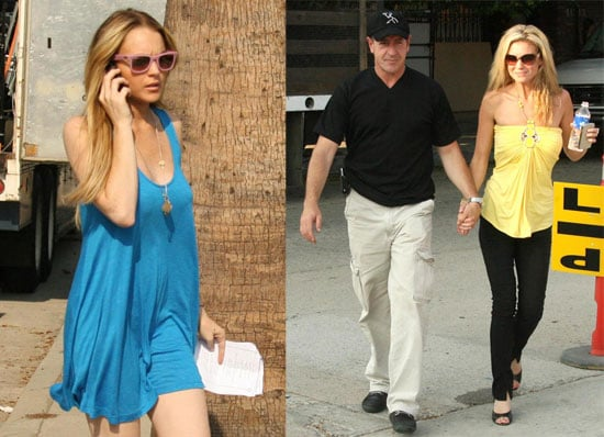 Do You Believe That Michael Lohan Fathered a Secret Child?