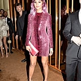 Gemma Chan at the Met Gala Afterparty
