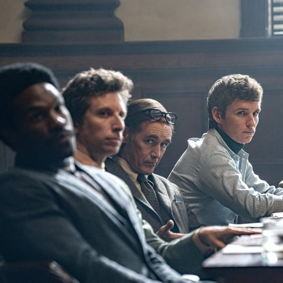 The Trial of the Chicago 7 Netflix Cast and Real People